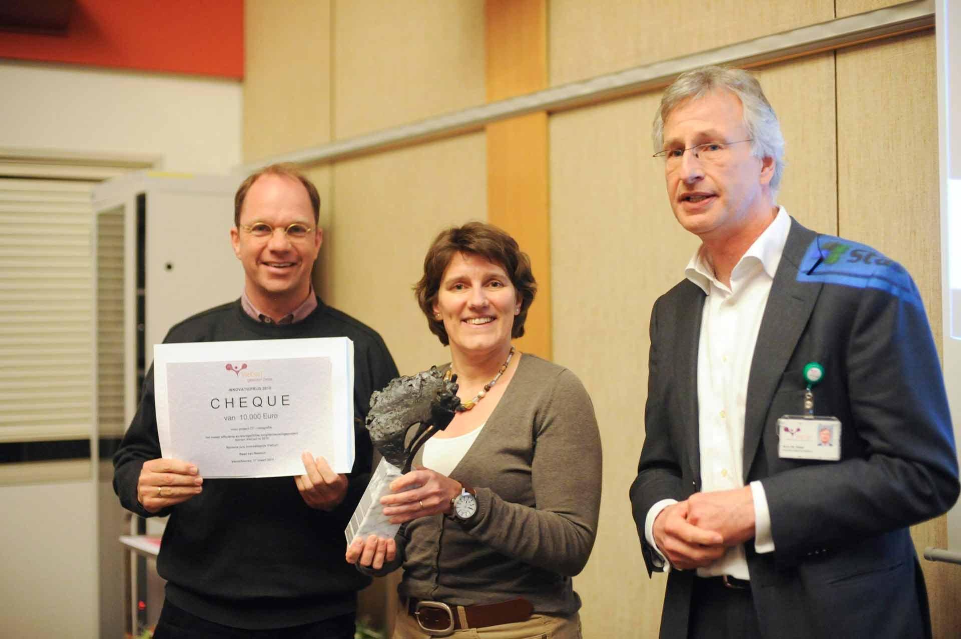 VieCuri Innovation Award